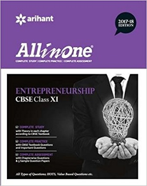 Arihant All In One ENTREPRENEURSHIP CBSE Class 11th